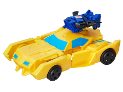 Transformers Robots in Disguise Combiner Force Activator Combiner Stuntwing & Bumblebee