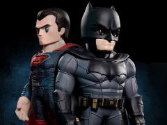 Batman v Superman Bobblehead Artist Mix Collection - Set of Batman & Superman