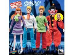 "Scooby-Doo Retro 8"" Figures Series 01 - Set of 4"