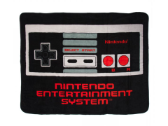 Nintendo NES Controller Throw Blanket