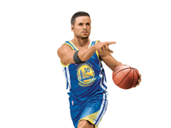 NBA Sportspicks Series 32 Stephen Curry (Golden State Warriors)