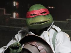 TMNT (1990 Movie) Raphael (In Disguise) 1/4 Scale Figure