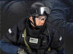 "NYPD Emergency Service Unit (ESU) ""Tactical Entry Team"" 1/6 Scale Figure"