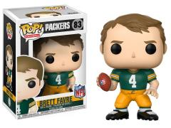 Pop! NFL Legends: Packers - Brett Favre (Home)
