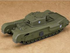 Girls Und Panzer das Finale Nendoroid More Churchill Mk. VII