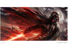 Star Wars Conquering Shadow Giclee