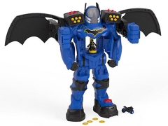 DC Super Friends Imaginext Batbot Xtreme