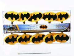 DC Comics Batman Logo Light Set - Ships to USA Only