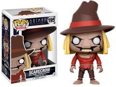 Pop! Heroes: Batman The Animated Series - Scarecrow