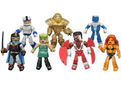 Marvel Minimates Wave 69 Two Pack Set of 4