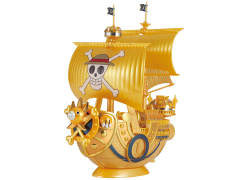 One Piece Grand Ship Collection Thousand Sunny (Commemorative Color Edition) Model Kit