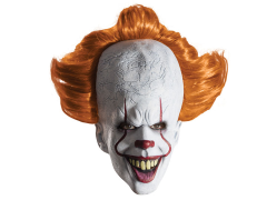 IT Deluxe Pennywise Mask