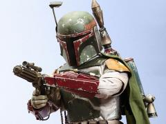 Star Wars: Return of the QS003 Jedi Boba Fett 1/4 Scale Collectible Figure