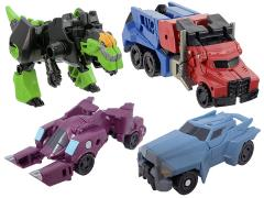 Transformers Adventure TAV-35 EX Collection Autobot Vs. Decepticon Set