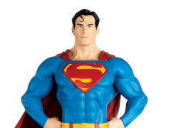 DC Superhero Best of Figure Collection #8 Superman Special Edition Mega Figurine