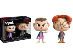 Stranger Things Vynl. Eleven + Barb