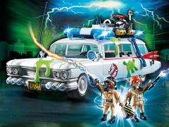 Ghostbusters Playmobil Playset - Ecto-1