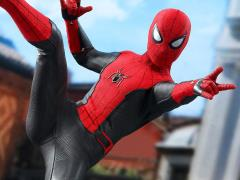 Spider-Man: Far From Home MMS542 Spider-Man (Upgraded Suit) 1/6th Scale Collectible Figure