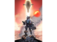 Star Wars Mandalorian Mettle Lithograph (Return of the Jedi)