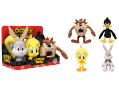 Looney Tunes Plushies Box of 6