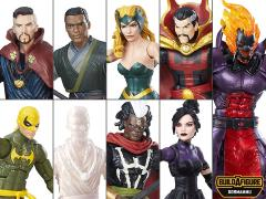 Doctor Strange Marvel Legends Wave 1 Case of 8 (Dormammu BAF)