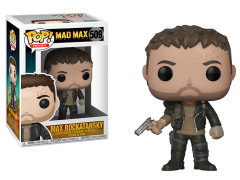 Pop! Movies: Mad Max: Fury Road - Max Rockatansky