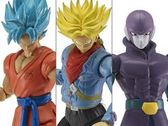 Dragon Ball Super Dragon Stars Figure Wave C Set of 3 with Fusion Zamasu Components