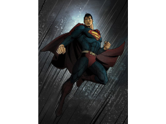 DC Forces of Good & Evil Superman Displate Metal Print