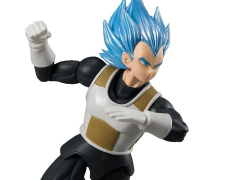 Dragon Ball Super Shodo Super Saiyan God Super Saiyan Vegeta