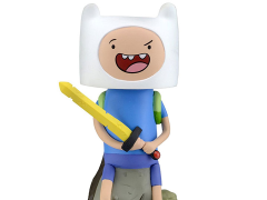 Adventure Time Solar Powered Body Knocker - Finn