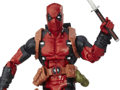 X-Men Marvel Legends Deadpool (Juggernaut BAF)