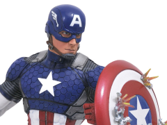 Marvel Now Captain America Gallery Statue