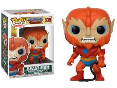 Pop! TV: Masters of The Universe - Beast Man