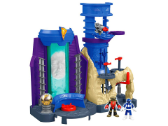 Power Rangers Imaginext Command Center
