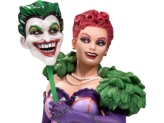 DC Bombshells Joker's Daughter Limited Edition Statue
