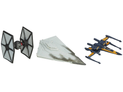 Star Wars Micro Machines The First Order Attacks Vehicle Three Pack