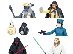 Star Wars Force Link 2.0 Wave 1 Set of 3 Two-Packs