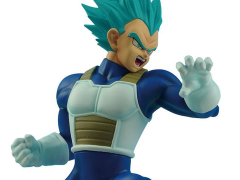 Dragon Ball Super Warriors Battle Retsuden Super Saiyan Blue Vegeta