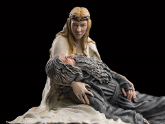 The Hobbit Galadriel at Gandalf's Side (Dol-Guldur) 1/30 Scale Statue