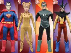 "Super Friends World's Greatest Heroes Series 4 Retro 8"" Figures Set of 4"