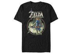 The Legend of Zelda: Breath of the Wild Circle T-Shirt