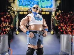 "Legends of Professional Wrestling 6"" Action Figure Series 1 Blue Meanie"
