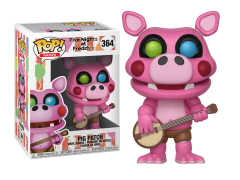 Pop! Games: Freddy Fazbear's Pizzeria Simulator - Pigpatch