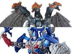 Transformers: The Last Knight Leader Wave 2 Revision 1 Set of 2