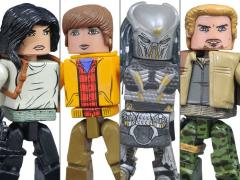 The Predator Minimates Box Set
