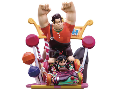 Disney D-Select DS-008 Wreck-It Ralph PX Previews Exclusive Statue