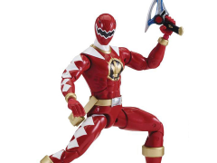 "Power Rangers Dino Thunder Legacy 6"" Red Ranger"