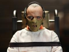 The Silence of the Lambs 1/6 Scale Hannibal Lecter Straitjacket Version