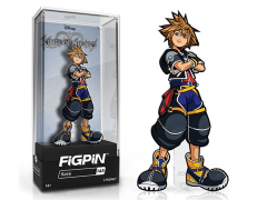 Kingdom Hearts FiGPiN Sora