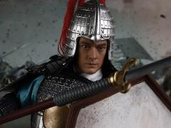 Tang Royal Guards Shenwu Army Gatekeeper Military Officer 1/6 Scale Figure